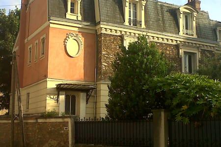 Meulière bourgeoise de charme - Corbeil-Essonnes - Dom