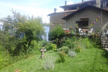 Nice Villa & Garden with lake view! - メナッジョ