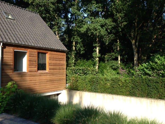 Gastenverblijf midden in de natuur - Steensel - บ้าน