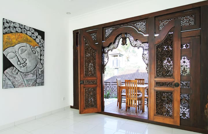 Taman thai villa: 1 room  (30m2) 2 guest,pool €35