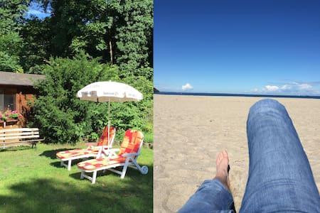 Große Ferienwohnung. 500m zum Strand. - Lübeck - Lägenhet