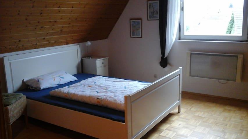 Natur pur und trotzdem zentral! - Darmstadt - Dům