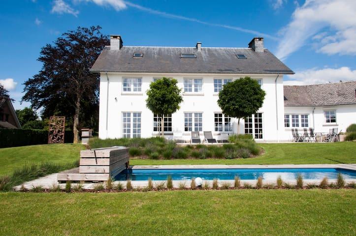 Geweldige villa met zwembad