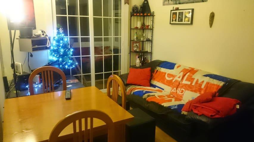 Single room in a quiet area in BCN - L'Hospitalet de Llobregat - Appartement