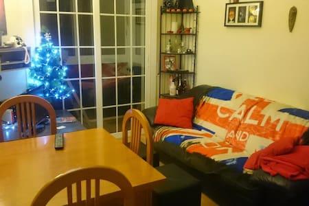 Single room in a quiet area in BCN - L'Hospitalet de Llobregat - Appartement