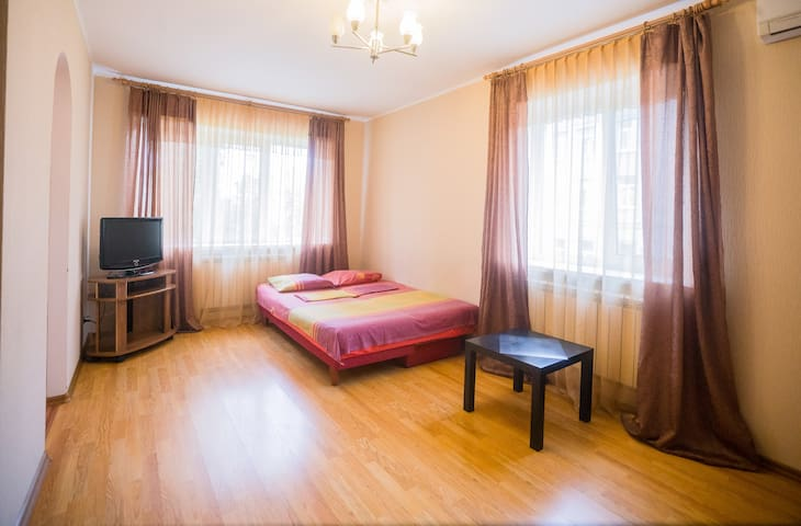 Уютная квартира в самом центре - Saratov - Apartment
