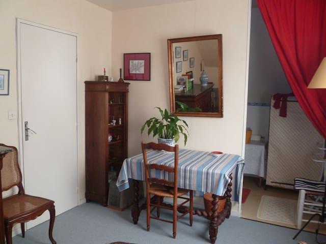 chambre 20M2 exposition sud - Notre-Dame-de-Bondeville - Casa