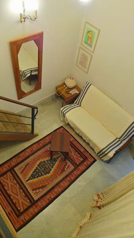 Chambre ZAZIA - Dar El Medina - Тунис - Дом