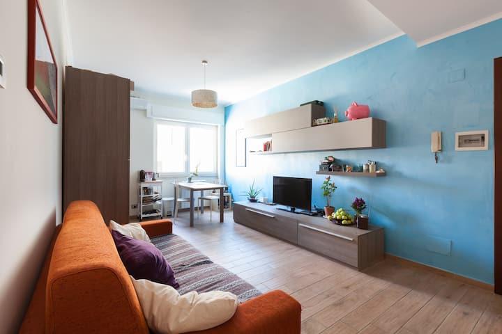 Pretty Single Room Rome city center