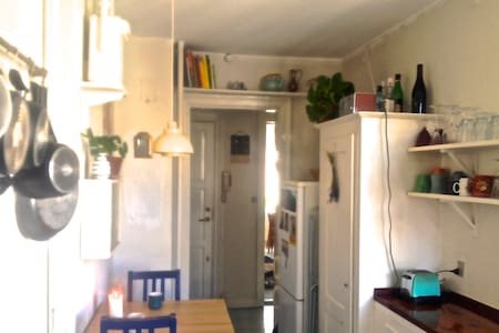 Cosy bright apartment, Central Cph.