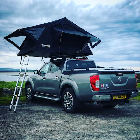 Roof top tent, discover the adventure!