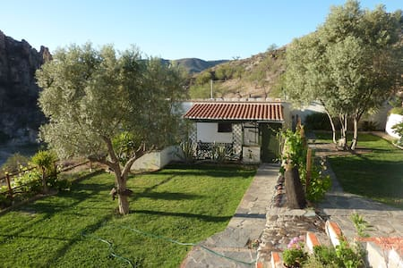 1 Bed Andalucian Farmhouse Cottage on 2 acre finca - Lubrín