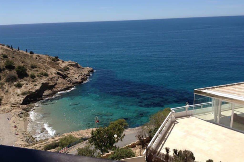 Apartamento playa de benidorm apartamentos en alquiler en benidorm comunidad valenciana espa a - Apartamentos de alquiler en benidorm baratos ...