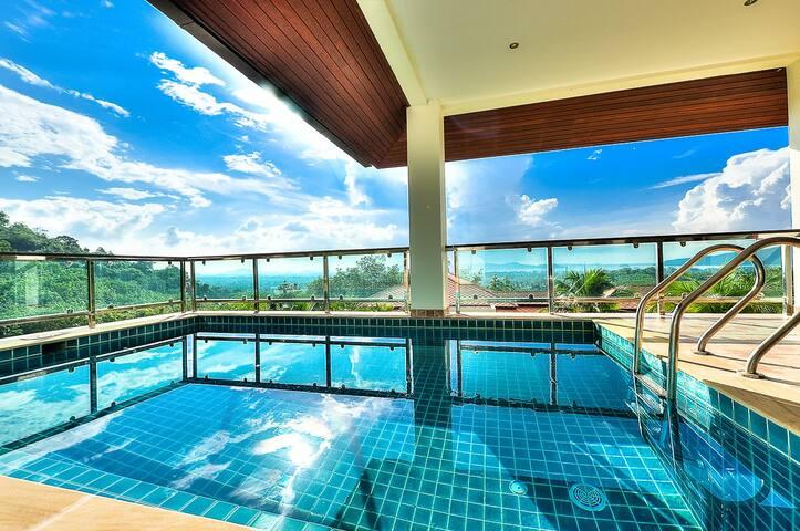 5 BDR Lux Seaview Pool Villa V4 - Chalong - Villa