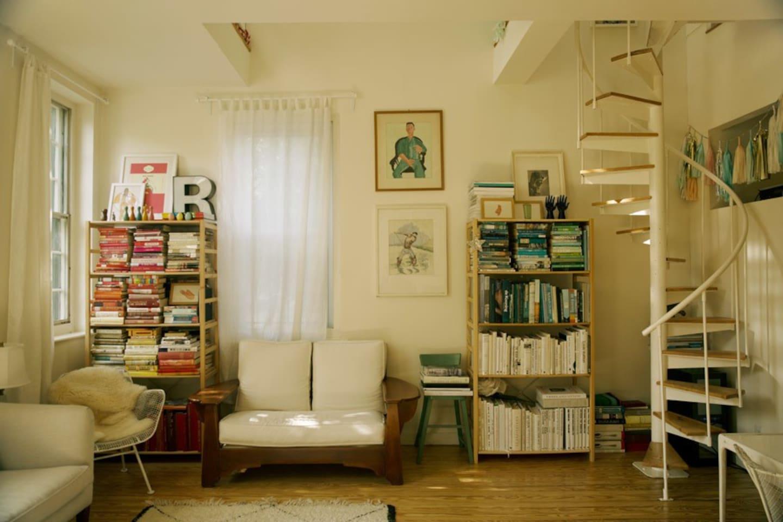 Living area/1st floor