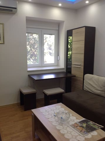 Cozy and cute apartment - Podgorica - Apartamento