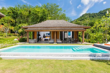 New Deluxe Beach Suite CHACHA - Ko Yao Noi - 방갈로