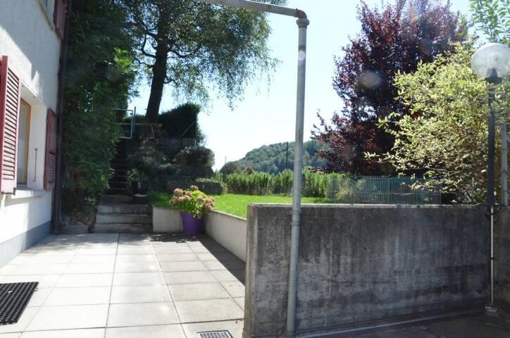 Terrasse zur Eigennutzung