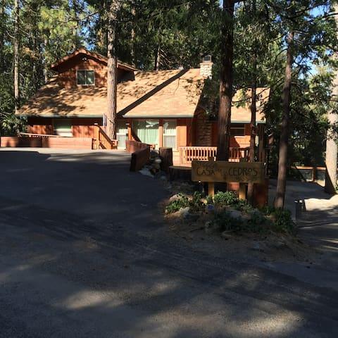 """""""Casa de los Cedros"""" Private Studio - Idyllwild-Pine Cove - Cabin"""