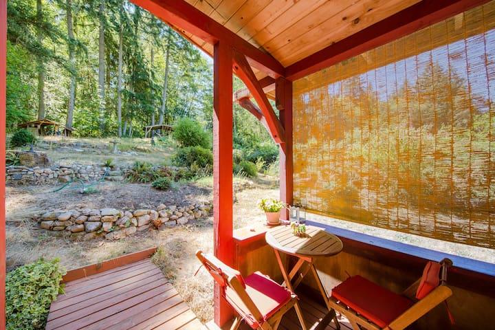 Storybook Cabin