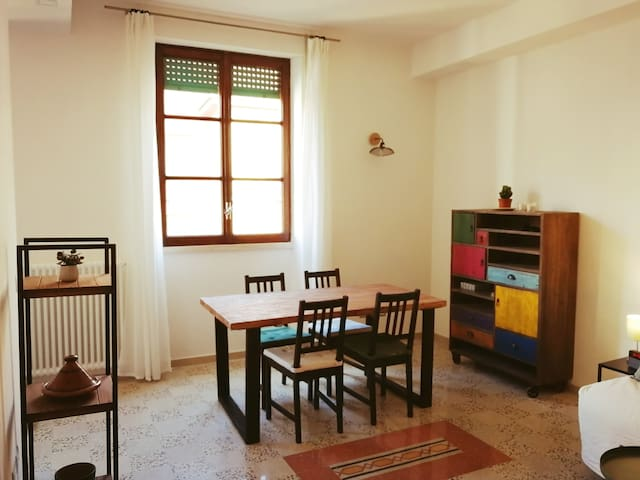 Cozy studio in green hill area, 15 min from centre