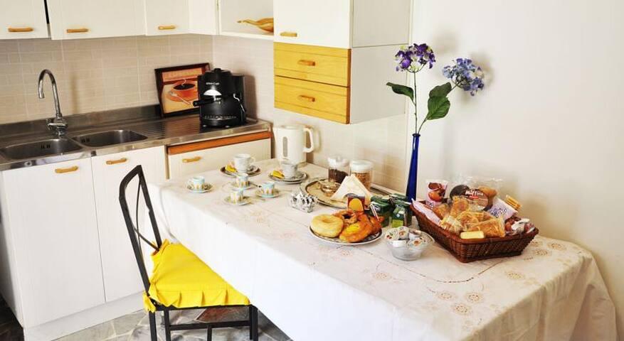 casetta romantica - Termini Imerese - House