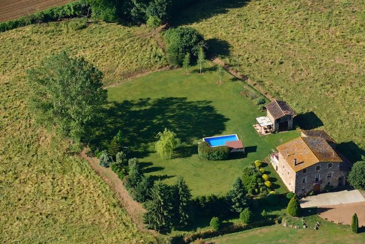Private estate for a single family