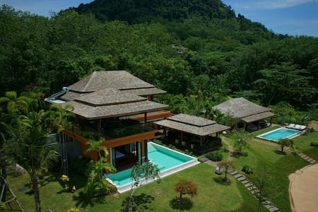 Baan CHACHA Luxury beach pool Villa - Vila