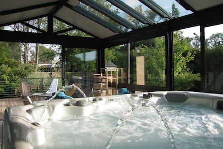 """Cottage """"ETRETAT"""" (4 /6 pers.) + Relaxation area - Ouville-la-Rivière"""