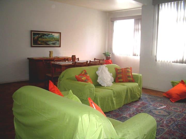 4 bedrooms Icaraí - Quadra da praia
