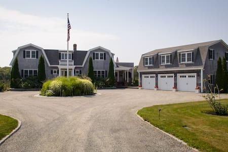 Spectacular Martha's Vineyard Home! - Oak Bluffs - 独立屋