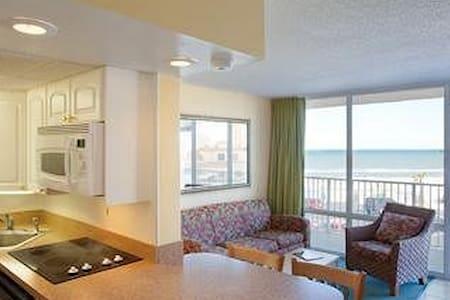 Outrigger Beach Club Condo - Ormond Beach - Apartament