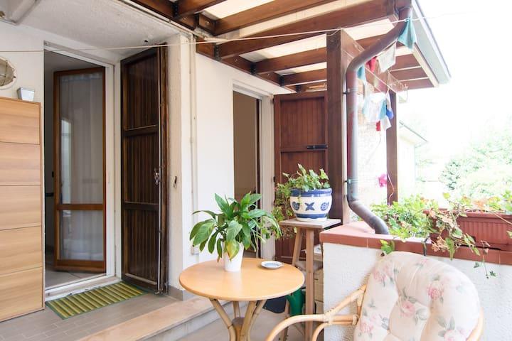 Relax e mare (MarzoccaSenigallia) - Montignano-Marzocca - Hus