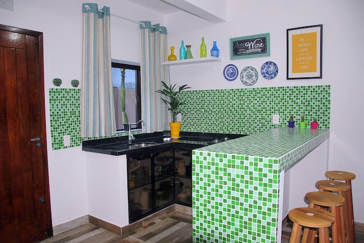 Great flat near the beach in Garopaba #Apto 1 - Garopaba
