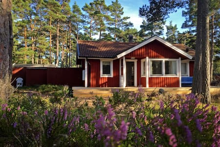 Cottage in Trouville, Sandhamn - Sandhamn - Cabin