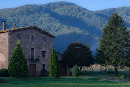Private farmhouse near the Pyrenees - Olot