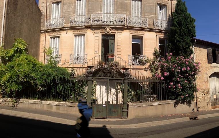 3 chambres dans maison de caractère - Cazouls-lès-Béziers - House