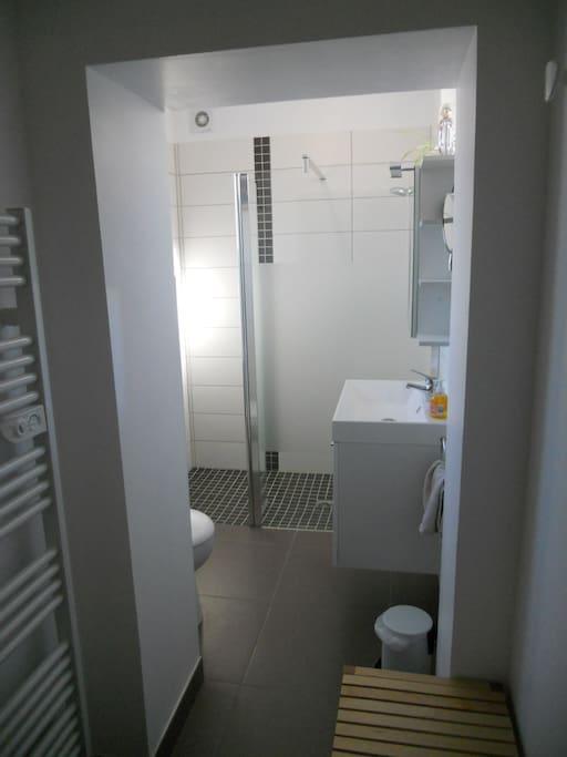 Salle d'eau Anémone