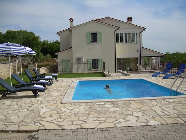Beautiful Villa Mare - Istra, Trget - Trget/TRGET/ISTRA - Huis