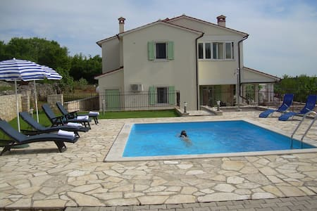 Beautiful Villa Mare - Istra, Trget - Trget/TRGET/ISTRA - House