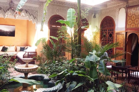 Riad Jardin Secret - Marrakech