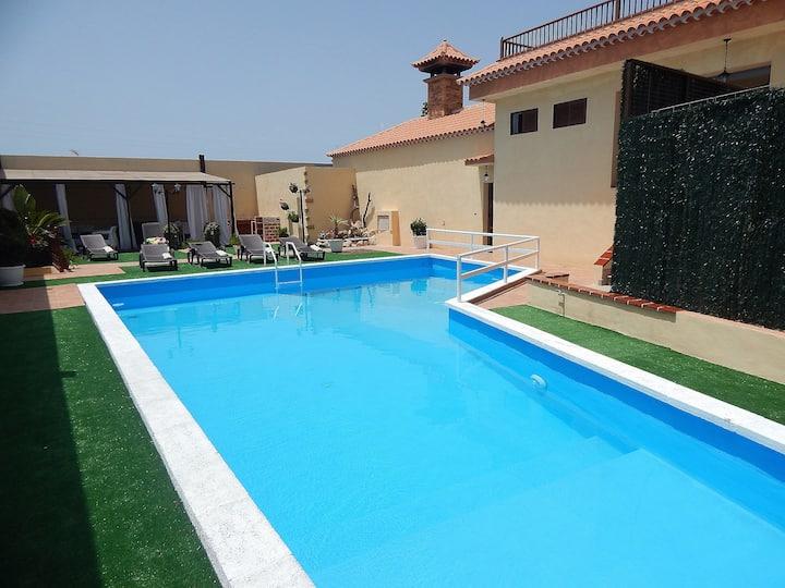 Villa con Piscina en Tenerife