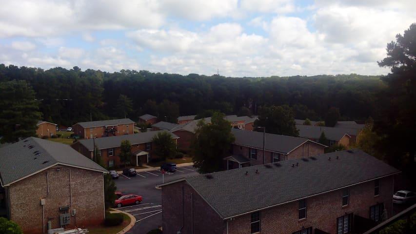 Clean and comfy room in East Atlanta - Atlanta - Apartemen