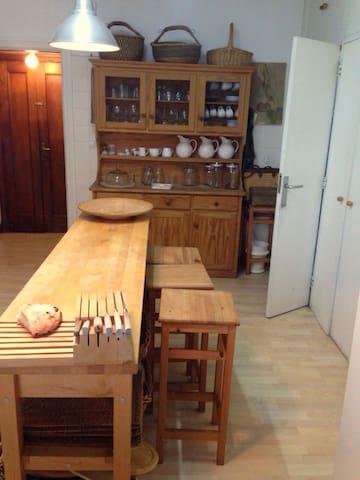 Buhardilla en el centra de Vigo - Vigo - Apartamento