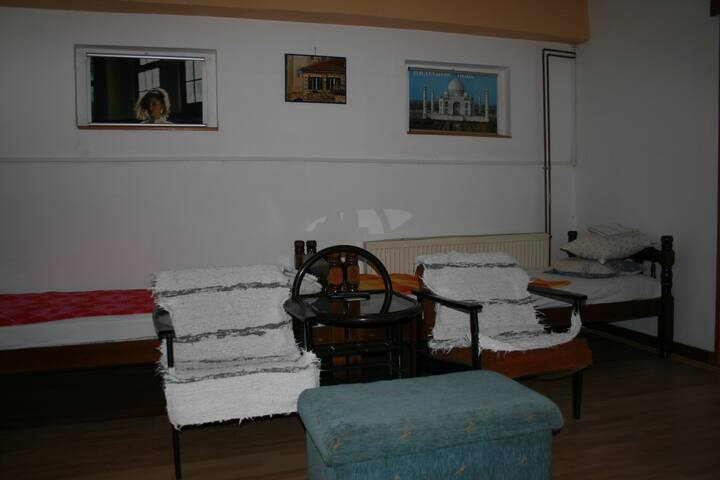 ROOM WITH 3 BEDS AND 1 BATHROOM - Smederevo - Bed & Breakfast