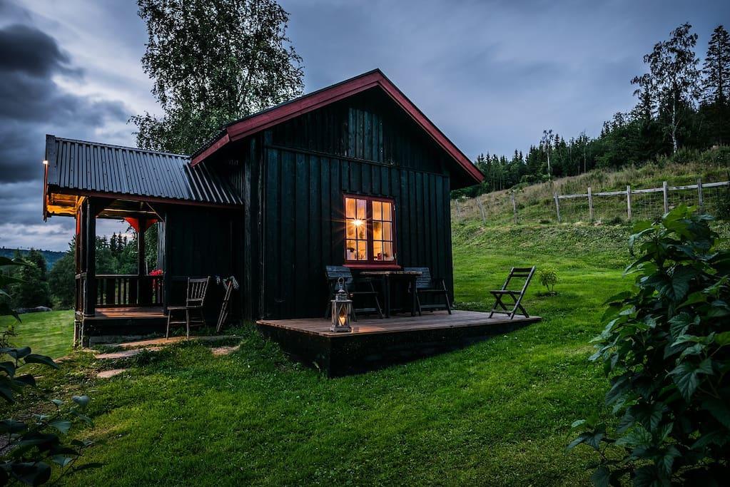 The Ingeborg-cottage