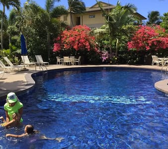 Surf board included! Condo 1bdrm - Koloa - Wohnung