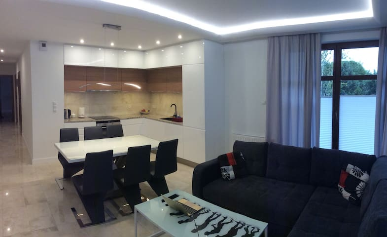 Luxurious New Ap, 2 bedrooms, 73 m2