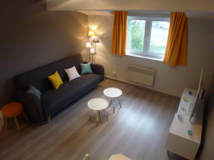 Location d 39 appartement courte dur e appartements louer for Location appartement meuble courte duree