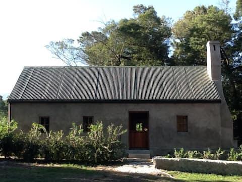 Fynboshoek cottage  Tsitsikamma